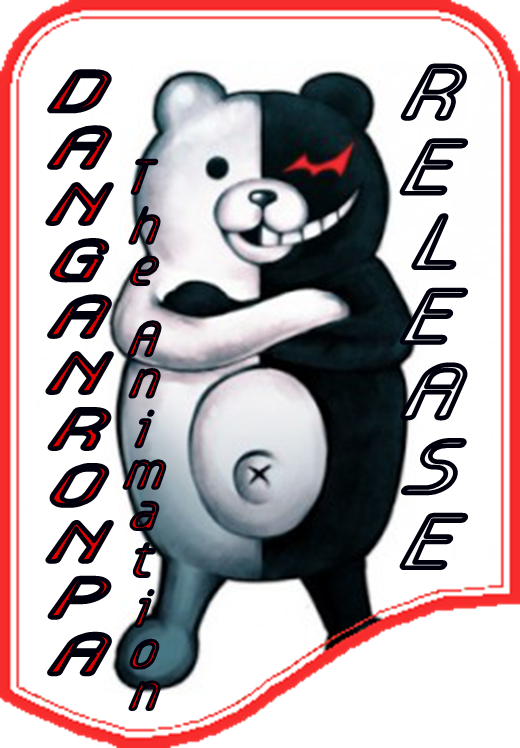 Danganronpa The Animation Release